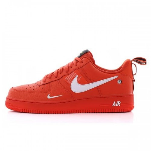 """Nike Air Force 1 '07 LV8 UTILITY """"Red"""""""