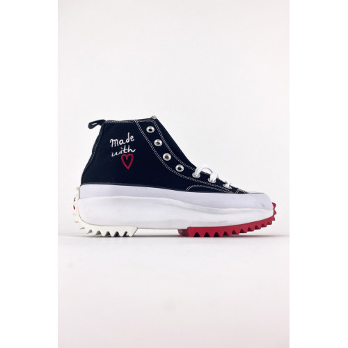 Converse Run Star Hike Hi Made With Love Valentines Day