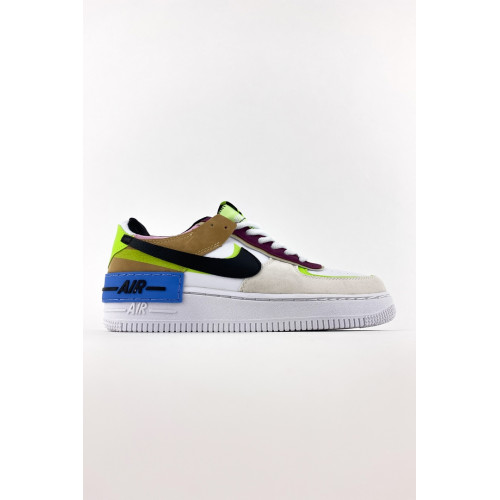 Nike Air Force 1 Shadow Barely Volt